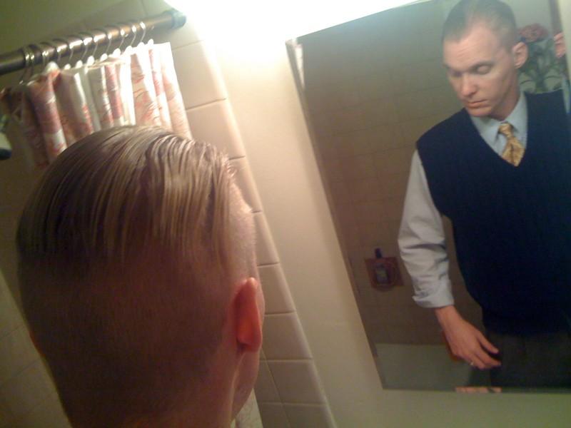 1930 S European Haircut