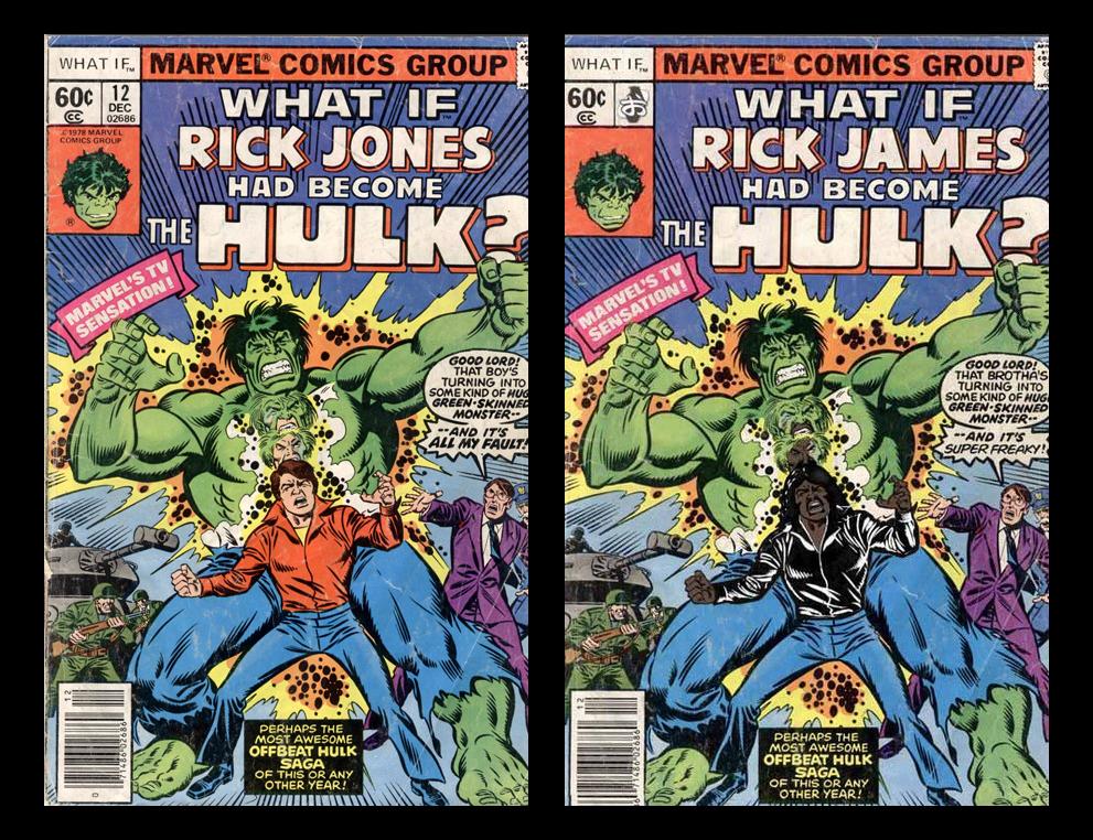 James hulk
